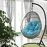 Swing Hanging Basket Seat Cushion, Thicken...