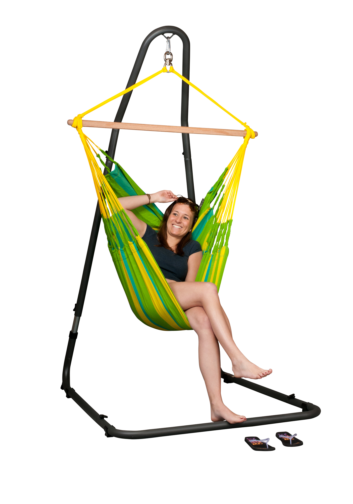Hanging Chair With Stand- La Siesta
