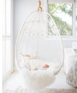 Hanging chair for bedroom for Indoor hanging chair for bedroom