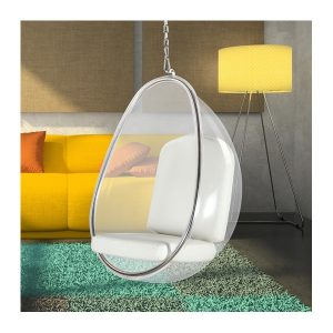 hanging bubble chair for bedroom