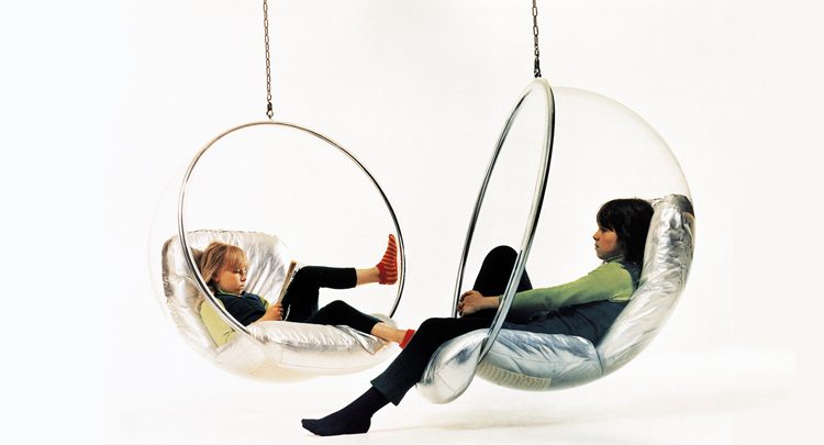 Charmant Hanging Bubble Chair Original