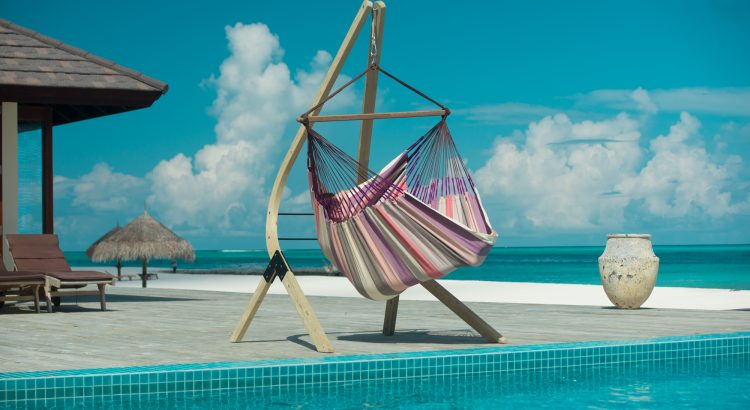 Outdoor Hammock Chair Weatherproof - La Siesta
