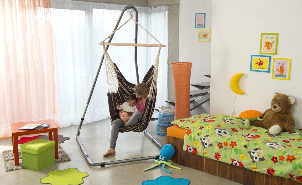 Hammock Chair Brazil with Stand- Amazonas