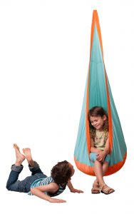 Hanging Nest for Kids by La Siesta