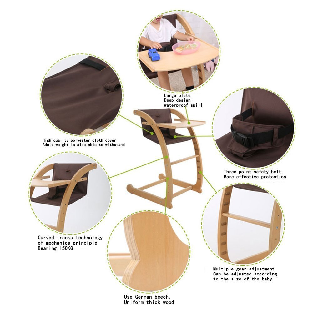 baby swing that converts to high chair