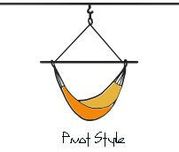How To Hang A Hanging Hammock Chair From