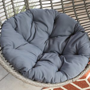 Cushion for the outdoor hanging chair- washable