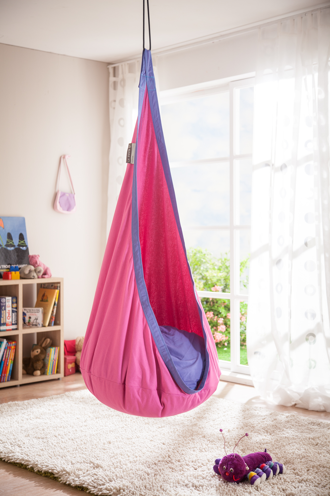 Review- Hanging Nest by La Siesta -High Quality and Beautiful Design