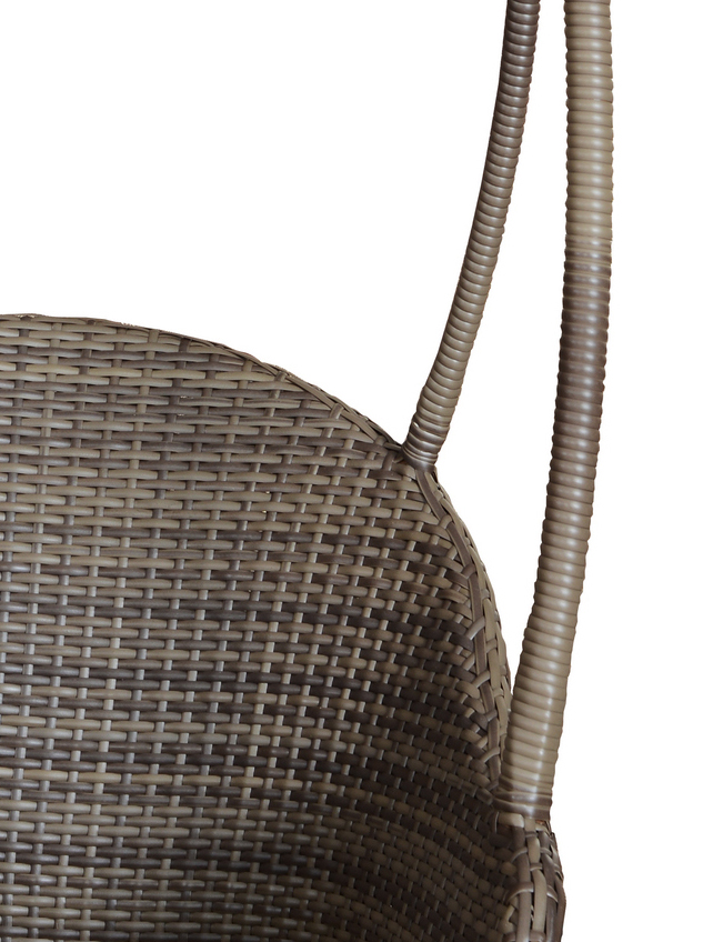 Hanging Outdoor Chair Synthetic Wicker- Frame-2