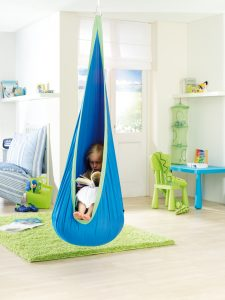 Kids Hanging Nest- Perfect Place for Reading