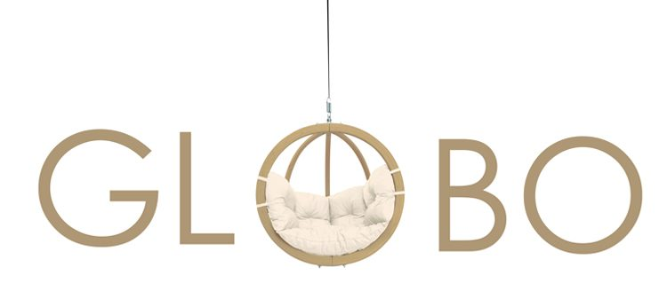 Wooden Globo Chair Ball Chair
