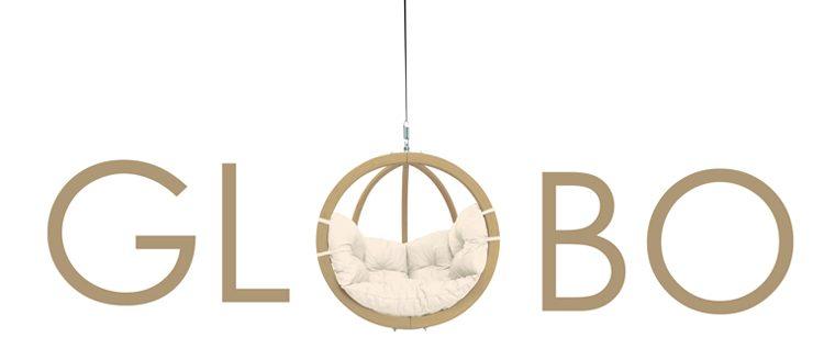 Wooden Globo Chair Ball Chair