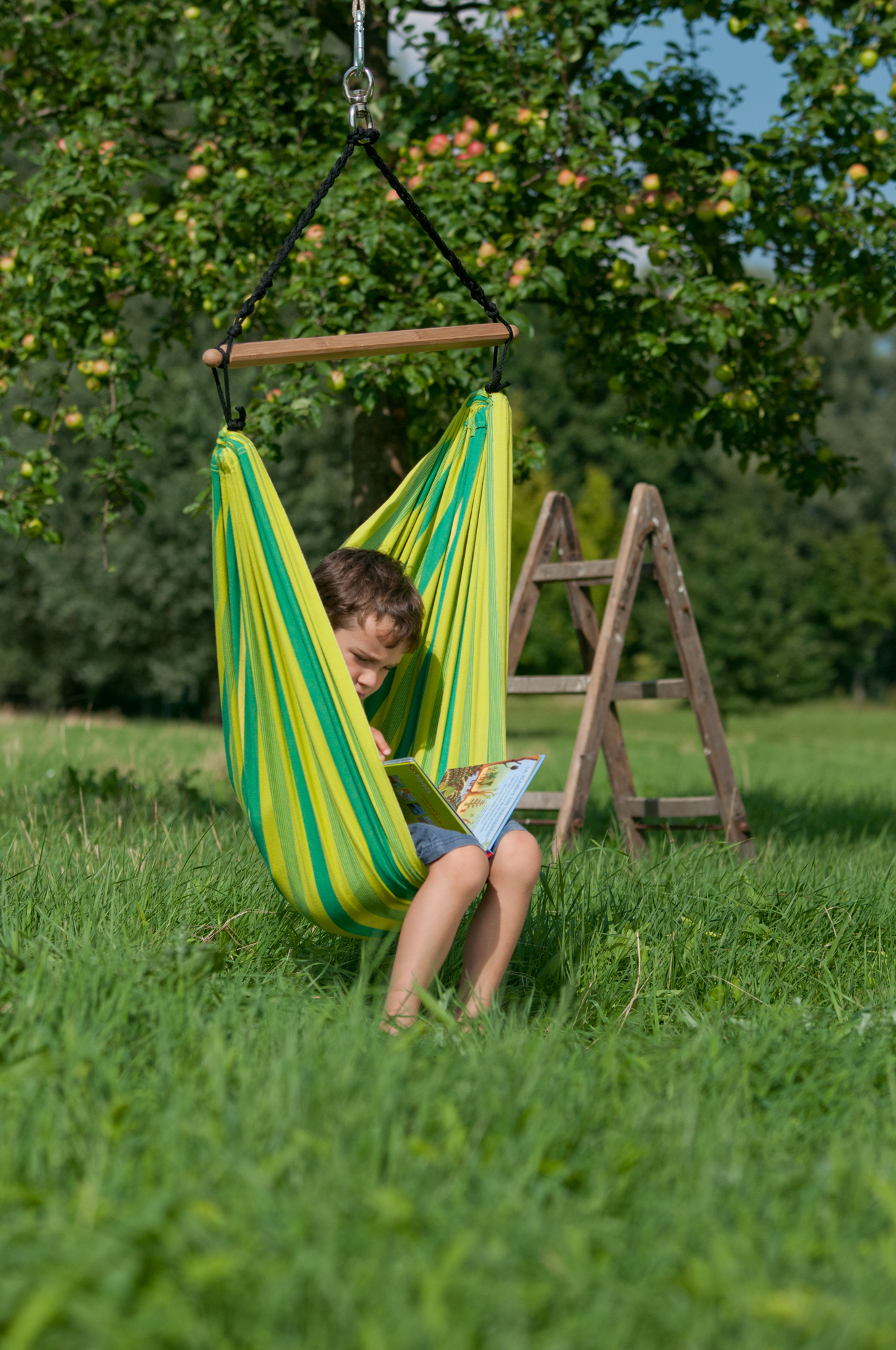 hammock chair for kids- outdoor
