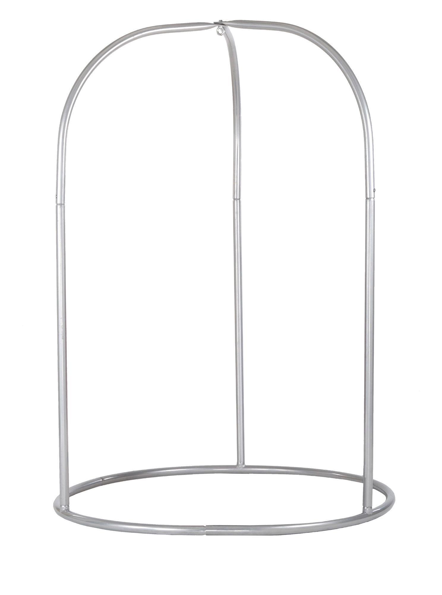 adsutable round steel hammock chair stand very stable