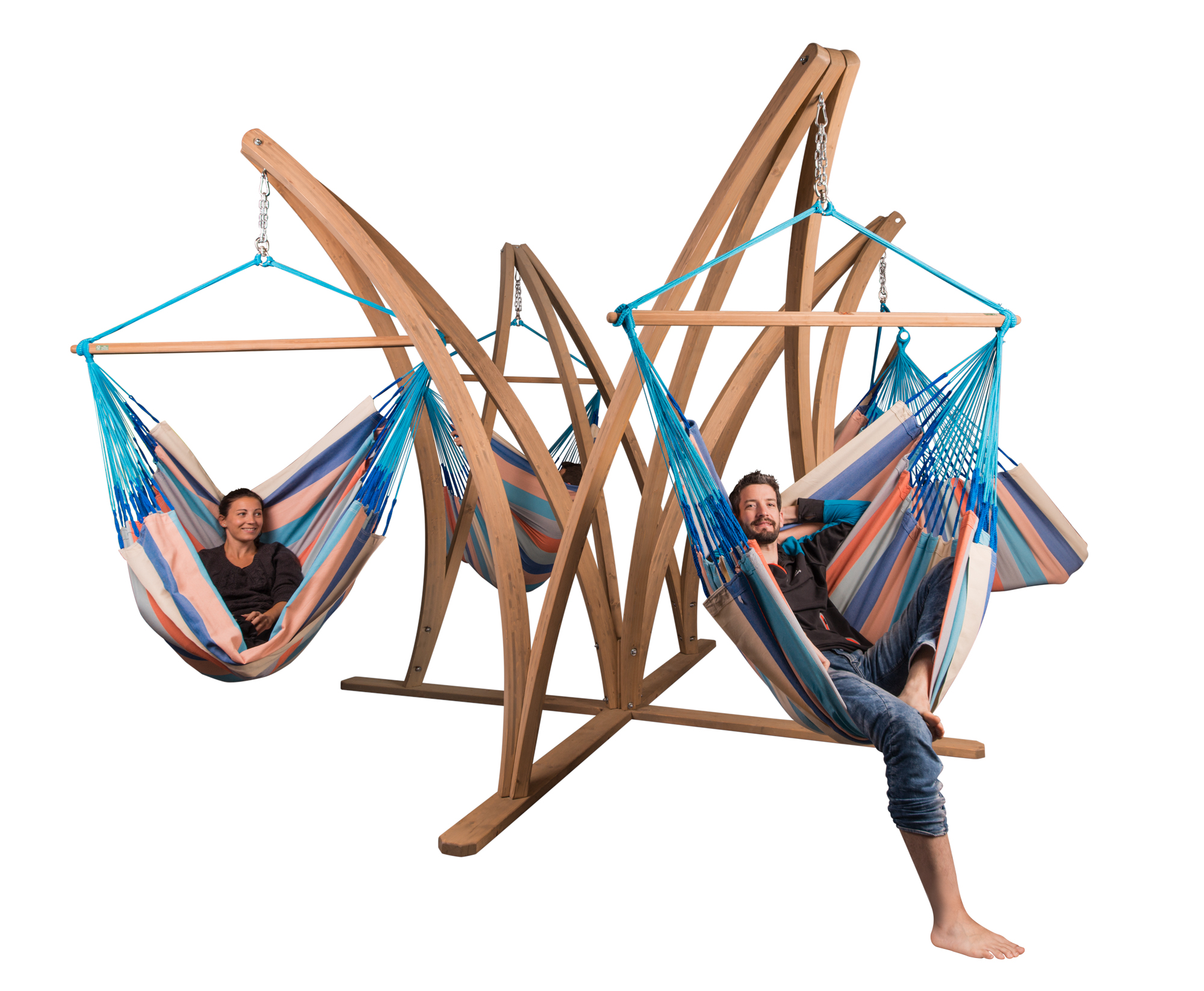 wood-stand-for-4-hammock-chairs