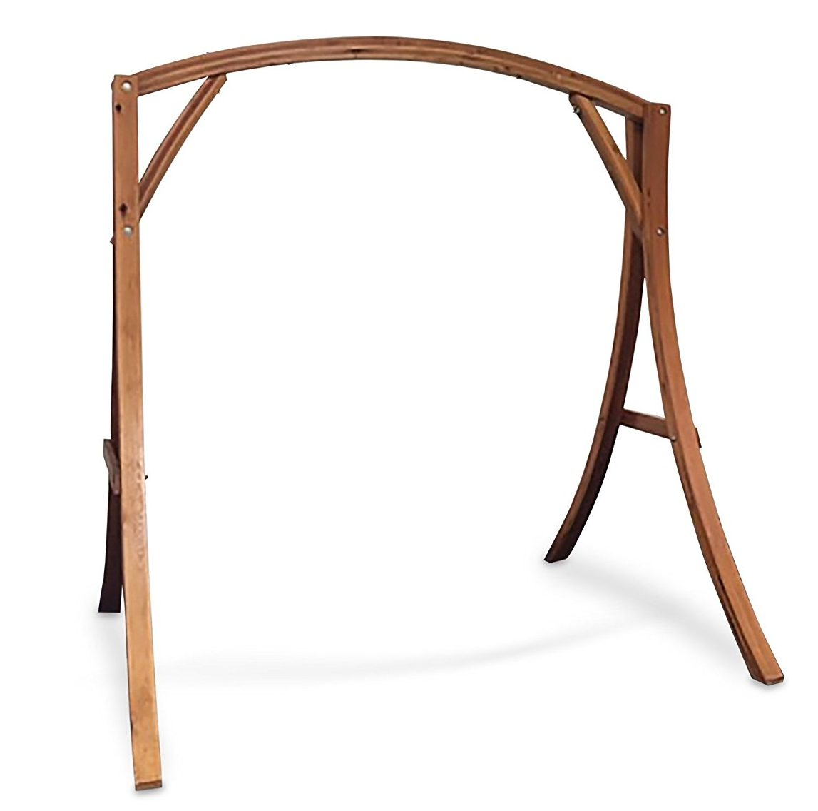 Wooden Arch Wooden Hammock Chair Swing Stand