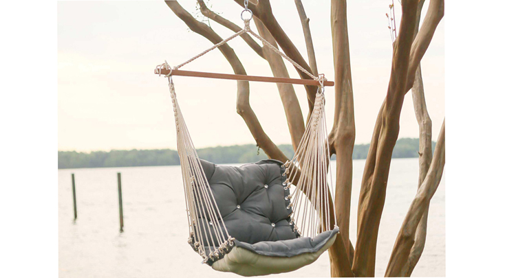 swing chair by hatteras hammocks- review