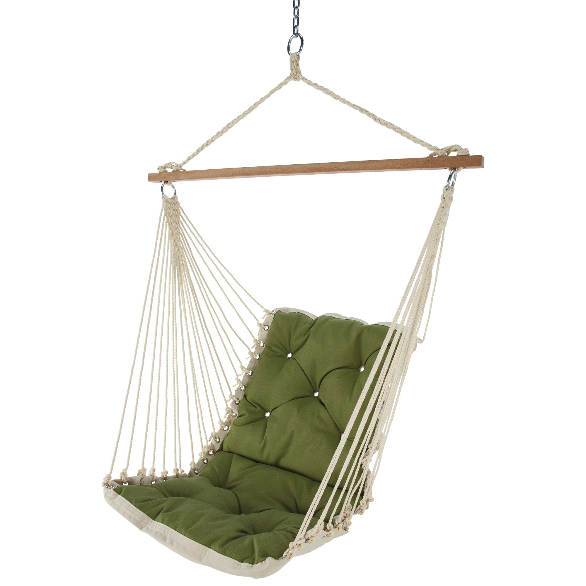 Tufted Hammock Chair by Hatteras Hammocks