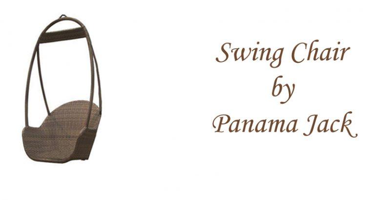review swing seat panama jack