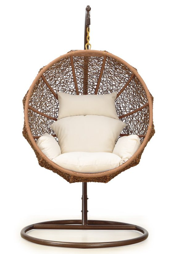 Zolo-Outdoor-Swing-Chair-with-Stand-and-Cushion