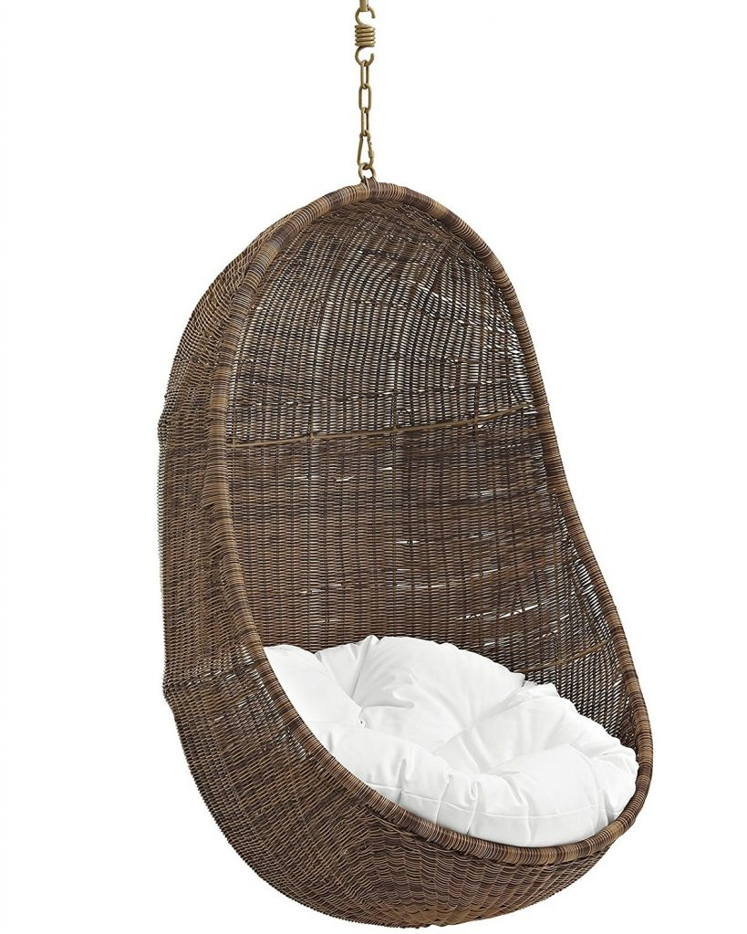 Egg Shaped Hanging Chair Prefect For Indoor And Outdoor