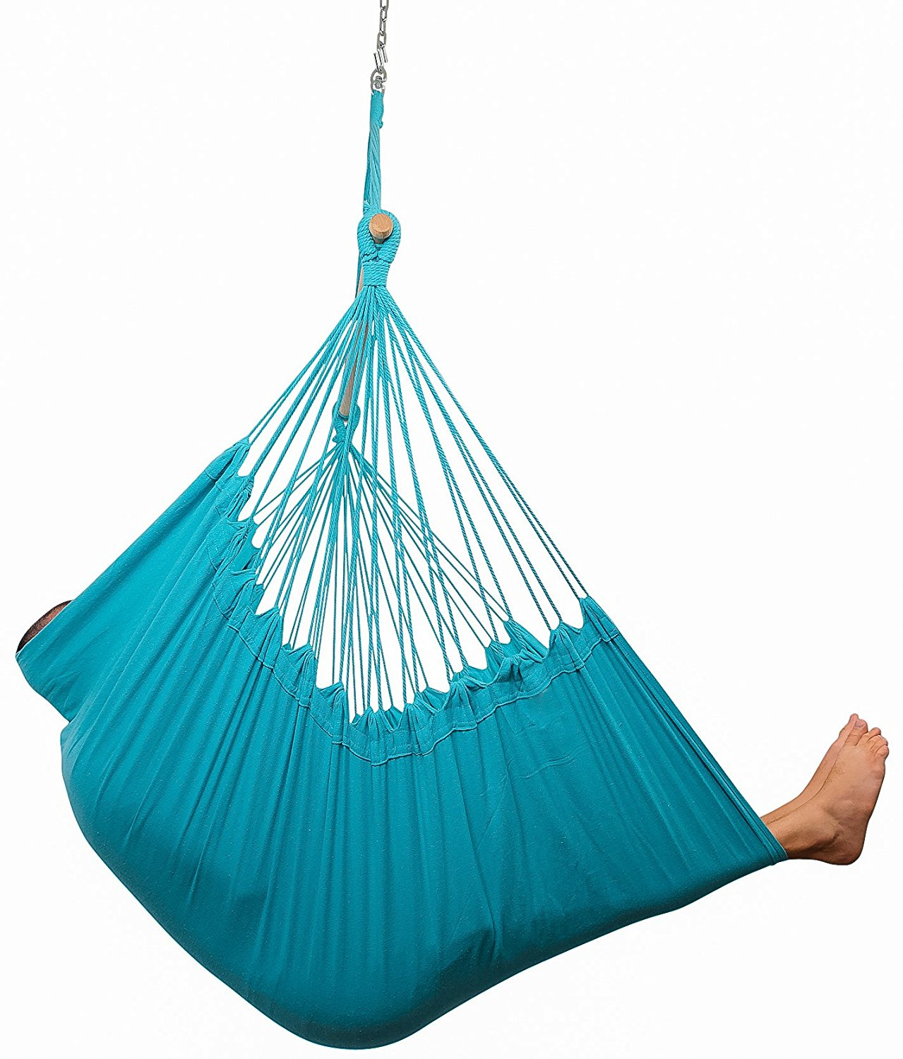 XXL Hammock Chair with Drink Holder