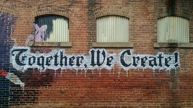 Together we create- schoolarship