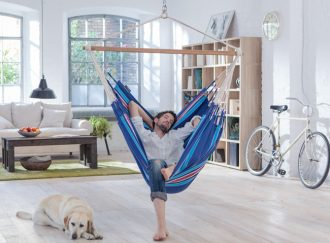 Hammock Chair big enough for a whole family