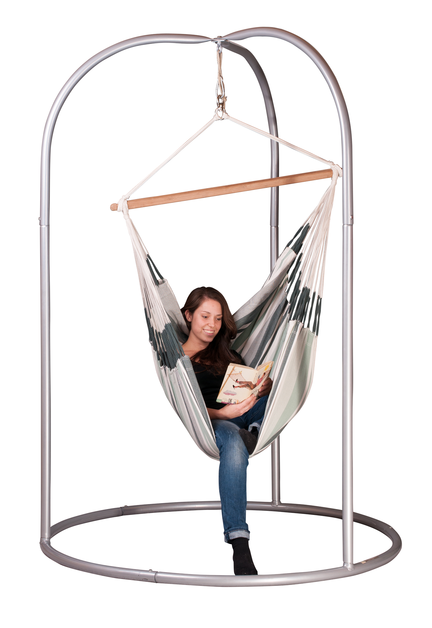 Rattan Papasan Chair Frame