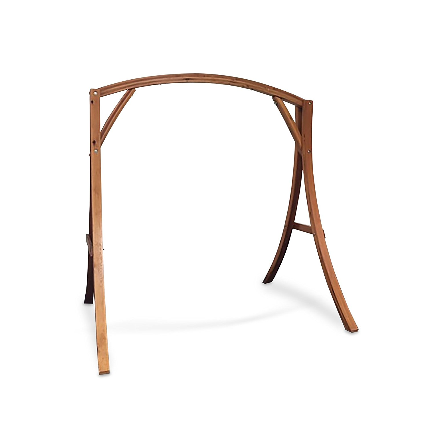 Wooden Arch Wooden Hammock Chair Swing Stand South Mission