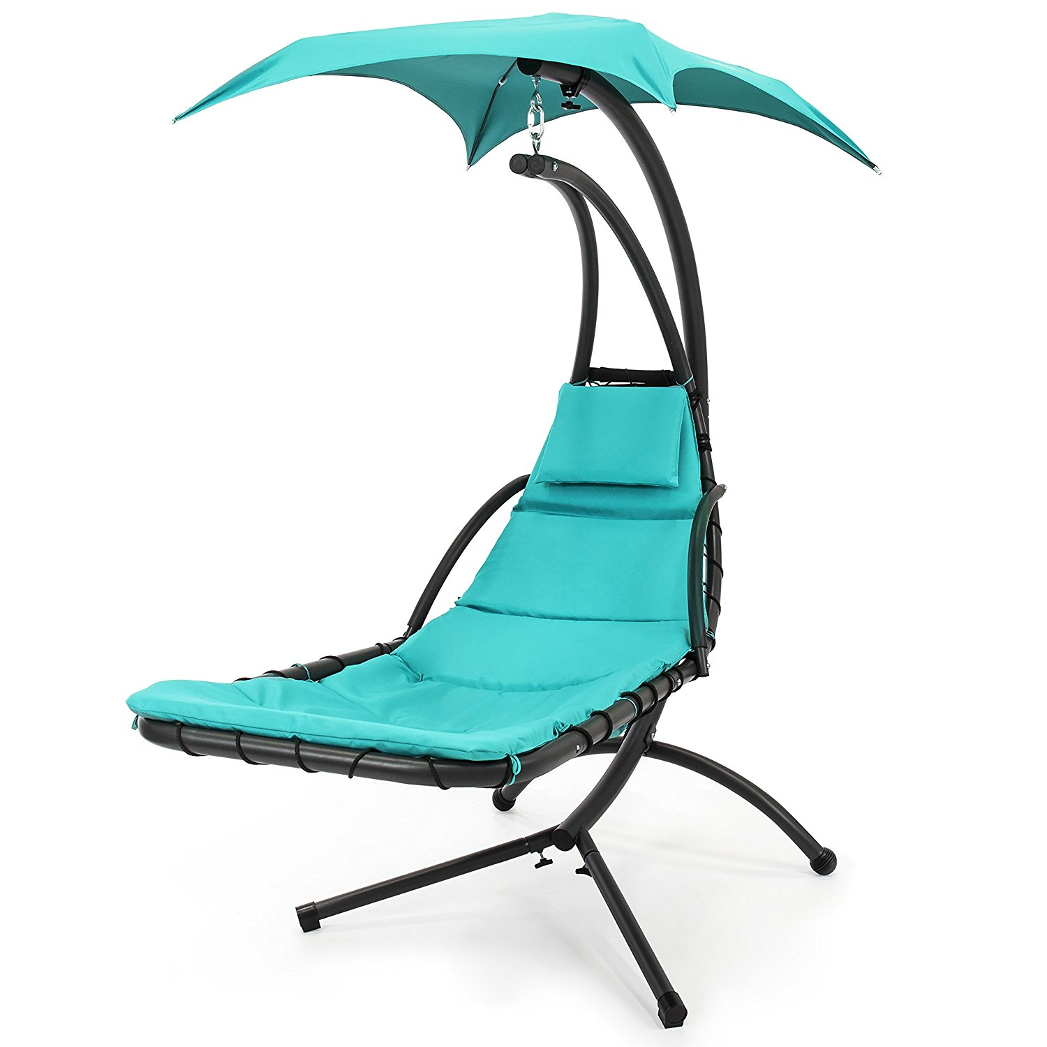 Hanging Chaise Lounger by Best Choice Products