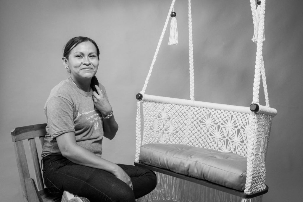 macrame hanging chair tutorial online