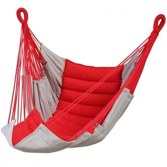 maranon-hanging-chair-hammock-quilted-red-grey-bohorockers