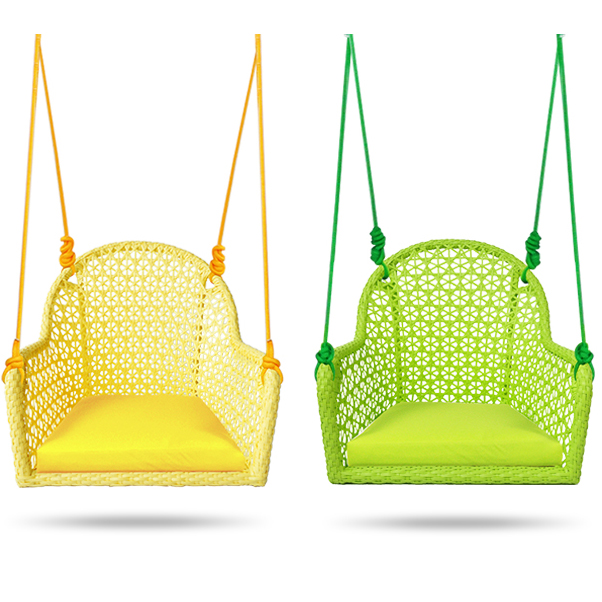 Colofrul-Hanging-Wicker-Chairs-Yellow-Green-