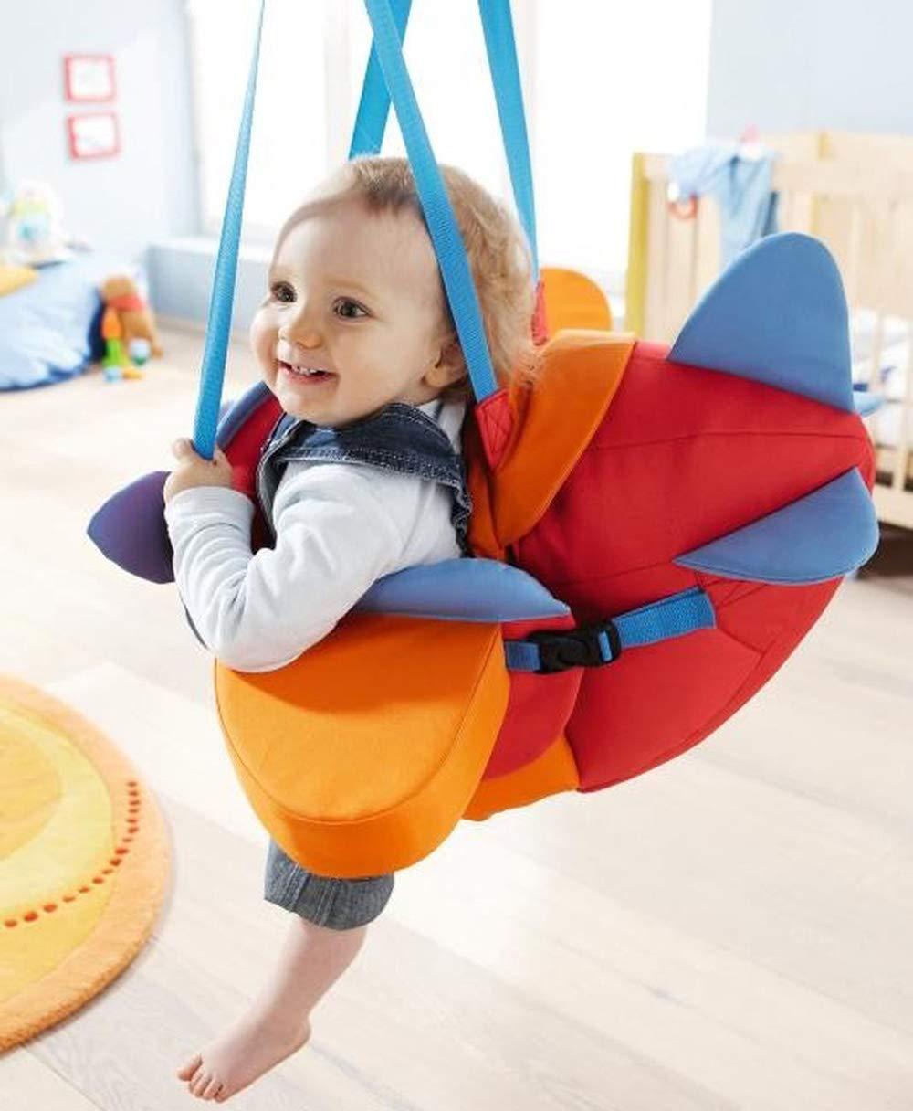HABA-Horse-Baby-Indoor-Swing -Adjustable-Height-soft-material