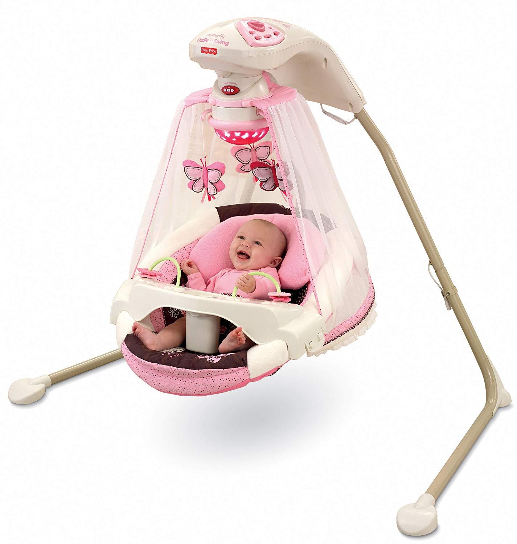 Papasan Cradle Swing by Fisher-Price