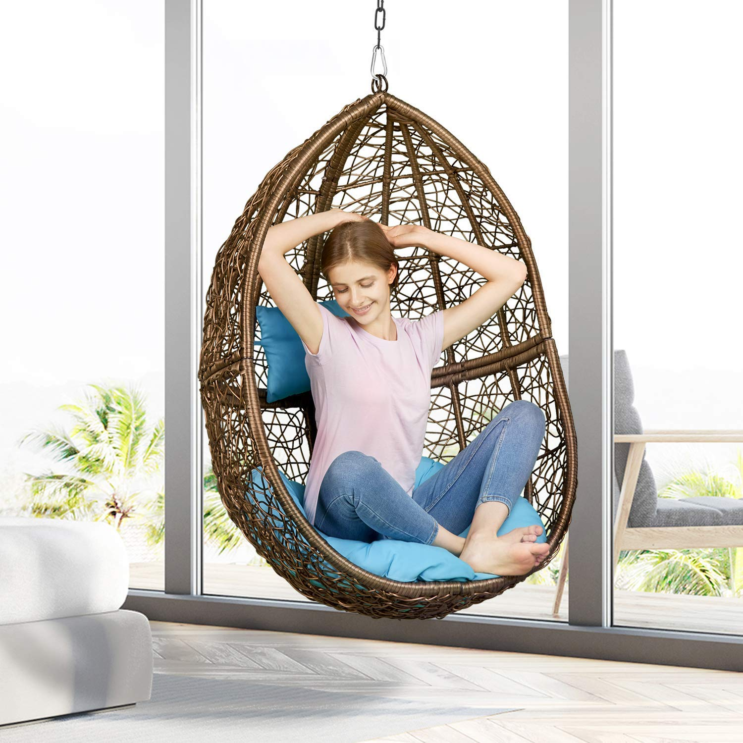 Hanging Egg Chair Without Stand