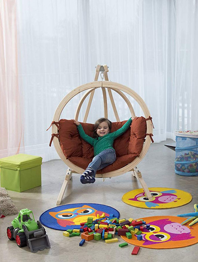 wooden-ball-basket-chair-indoor-swing-for-kids-with-stand-by-byer-of-maine