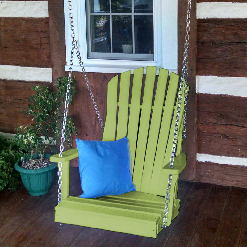 One-Seater-Platis-Ratto-Adirondack-Porch-Swing-green-available-in-many-colors