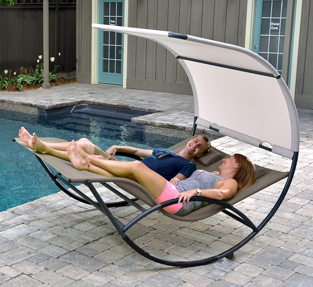 Double-Rocking-Chaise-Lounger-With-Canopy-alternative-to-hanging-chaise-lounger