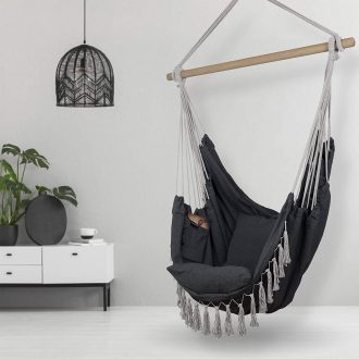 Create A Styling Reading Nook With Floating Chairs For Bedrooms Hanging Chairs