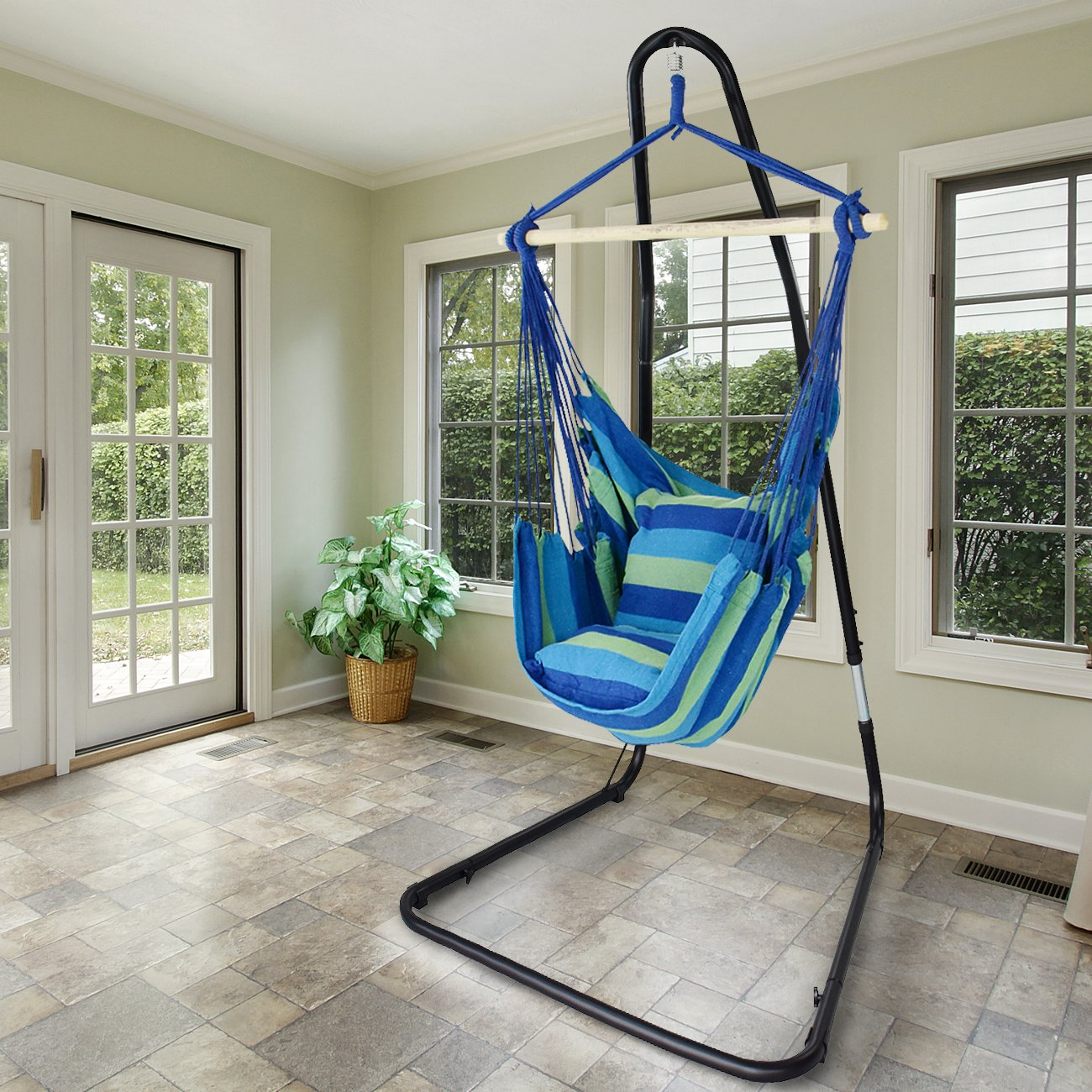 cheap-hammock-chair-with-metal-stand-included-for-bedroom