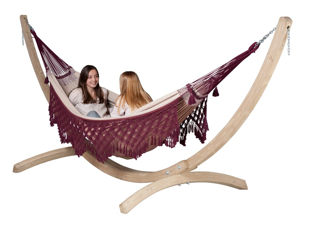 organic-cotton-Hammock-with-wooden-canoe-stand-beautiful-bossanova-bohemian-style-very-srurdy-hight-quality