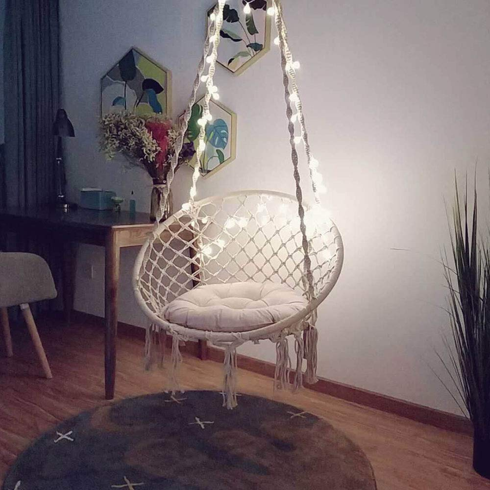 LED-Hanging-Chair- Macrame-Hammock-Chair-For-Teeen-Girls