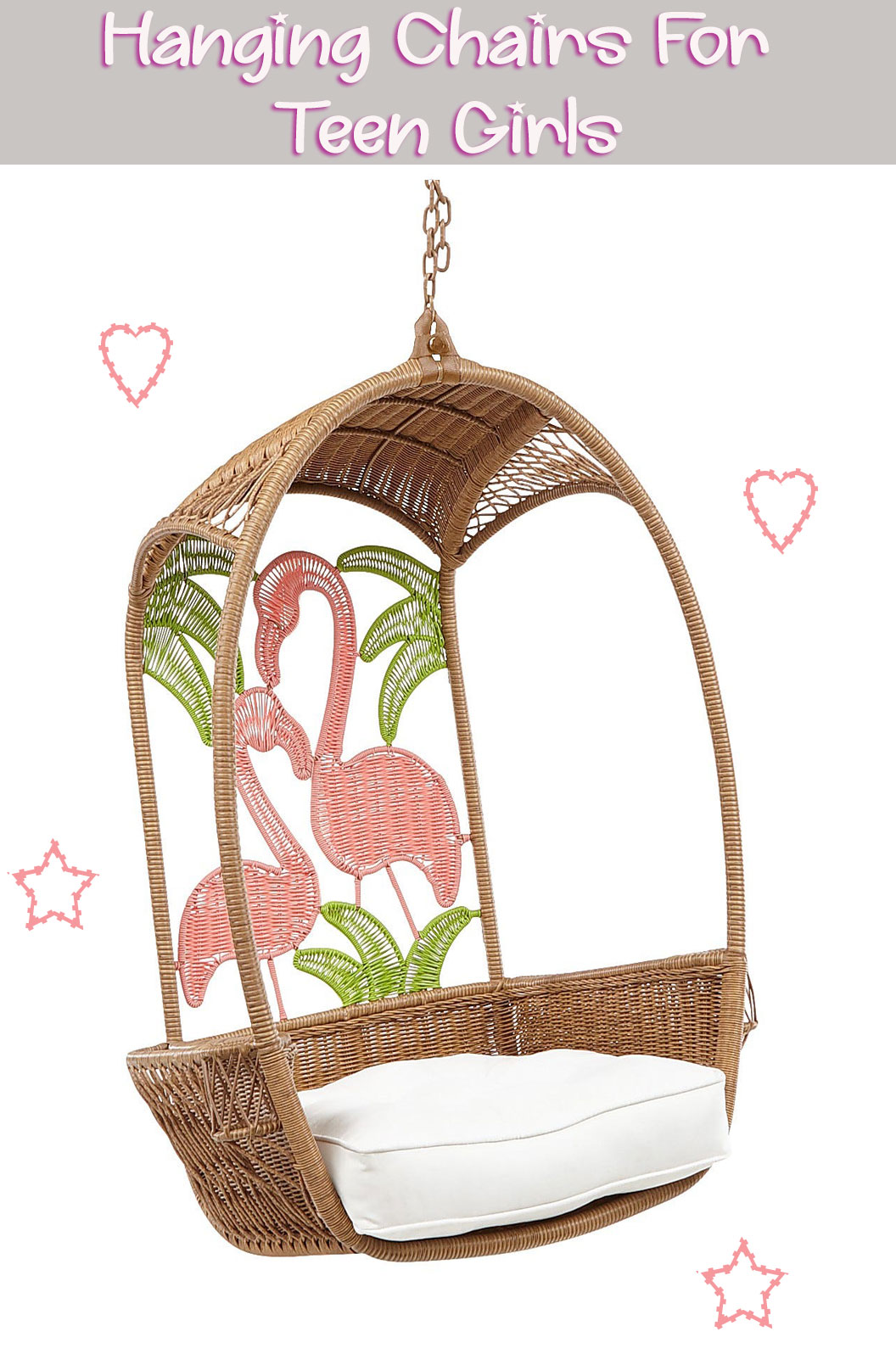 flamingo-swingasan--perfect-for-girl-teen-room-easy-to-clean