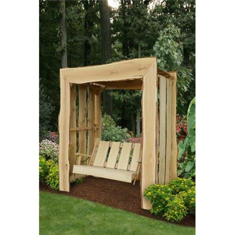 arbor-with-swing-live-edge-blue-mountain-locust-5-foot-arbor-with-4-foot-swing