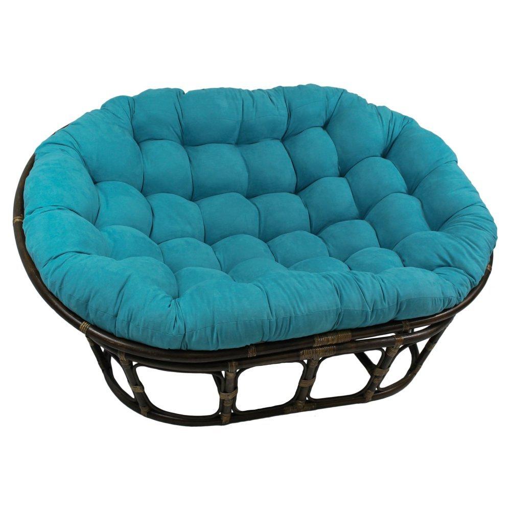 double-papasan-chair-with-cushion