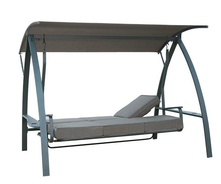review-the-best-3-Seat-Daybed-Pati-Swing-with-Stand