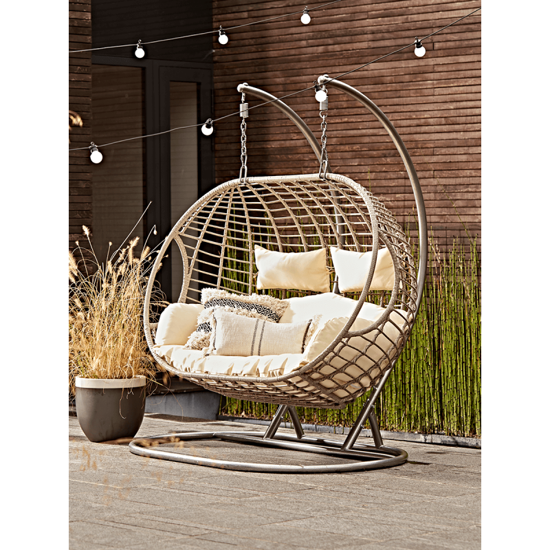 hanging chair xxl extra large with stand