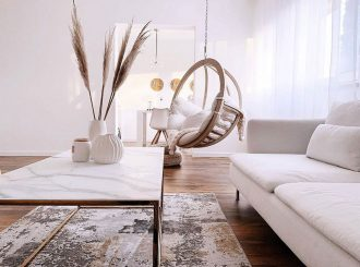 Ceiling-Chair-in-living-room---natural-white-gold--wooden-tones